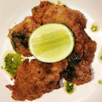 Coconut Fried Chicken
