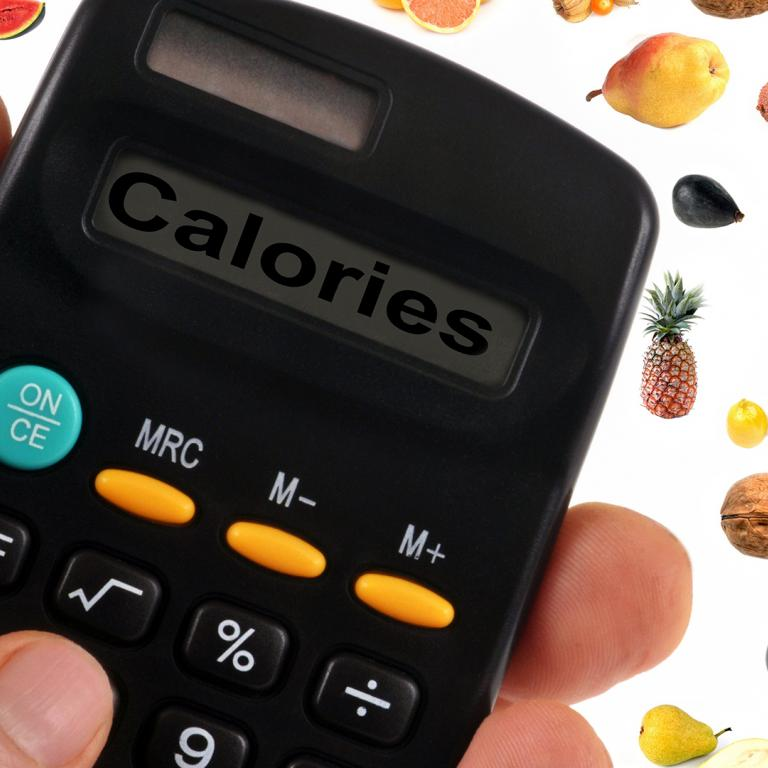 Calculator and Food