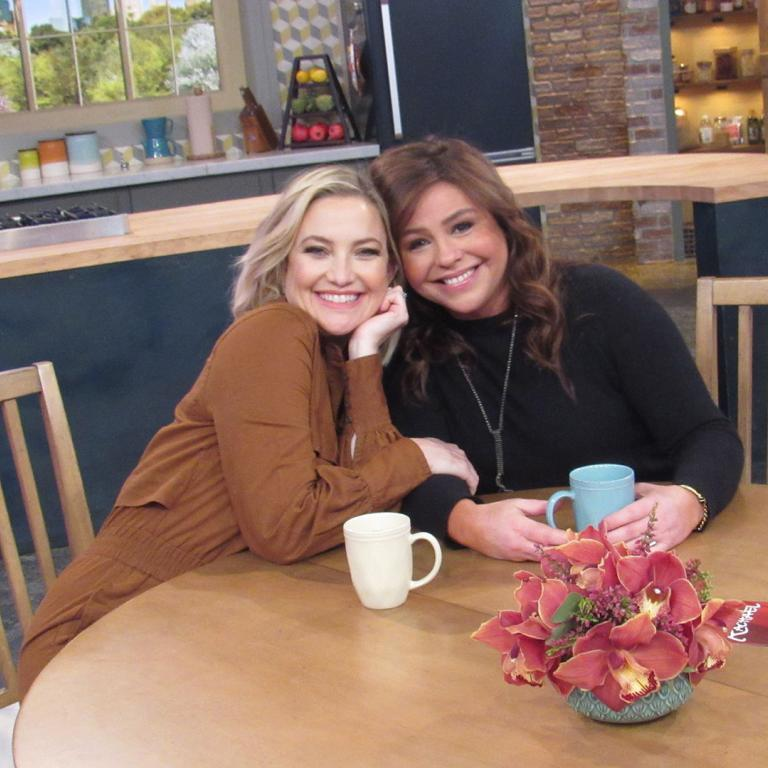 rachael ray and kate hudson