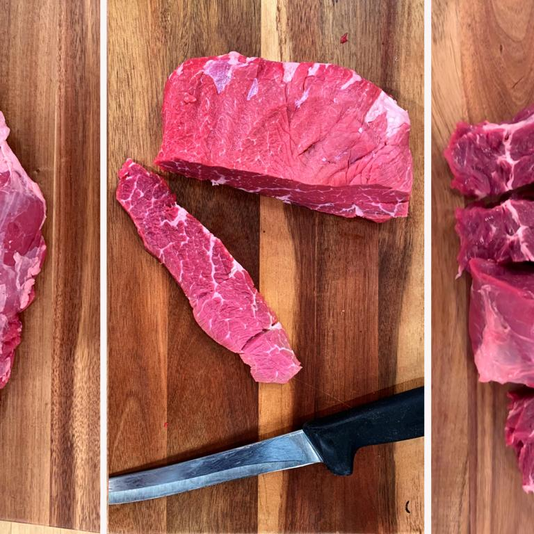 cuts of meat from chuck