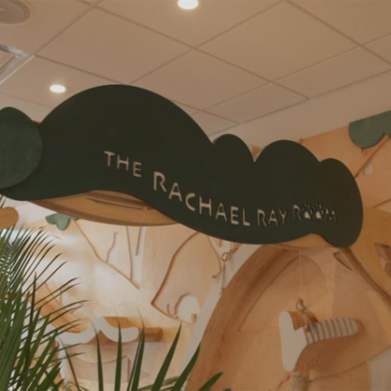The Rachael Ray Room