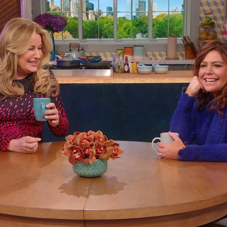 jennifer coolidge and rachael ray