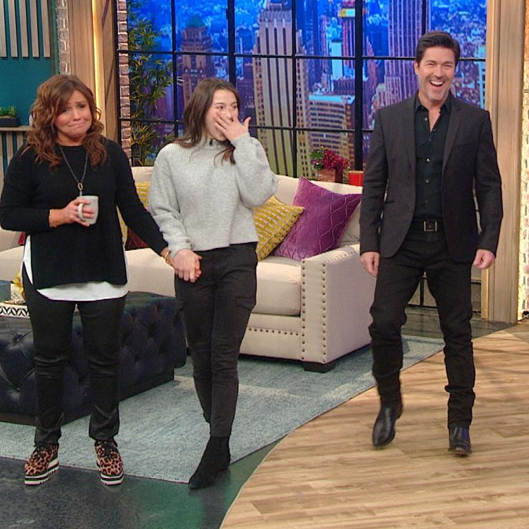 rachael ray show makeover reveal