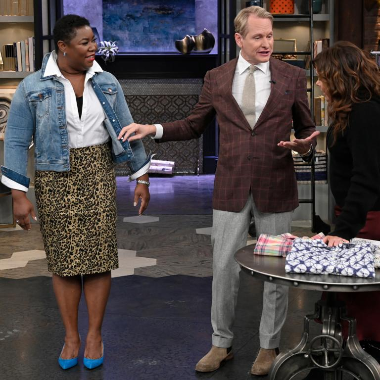 Carson Kressley, Rachael Ray and viewer