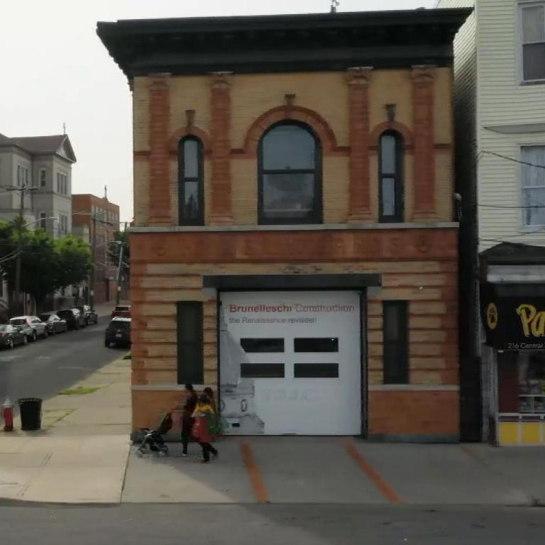 firehouse renovation