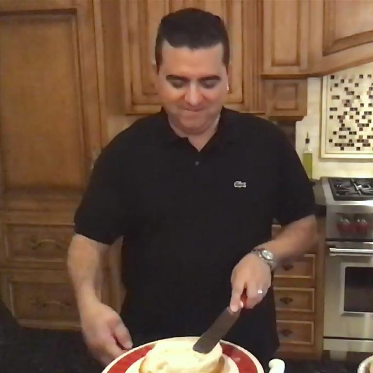 buddy valastro thanksgiving cake