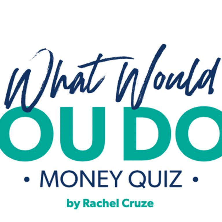 money personality quiz