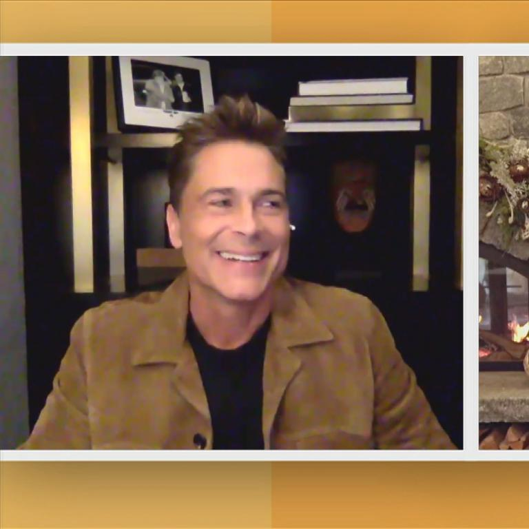 rob lowe and rachael ray