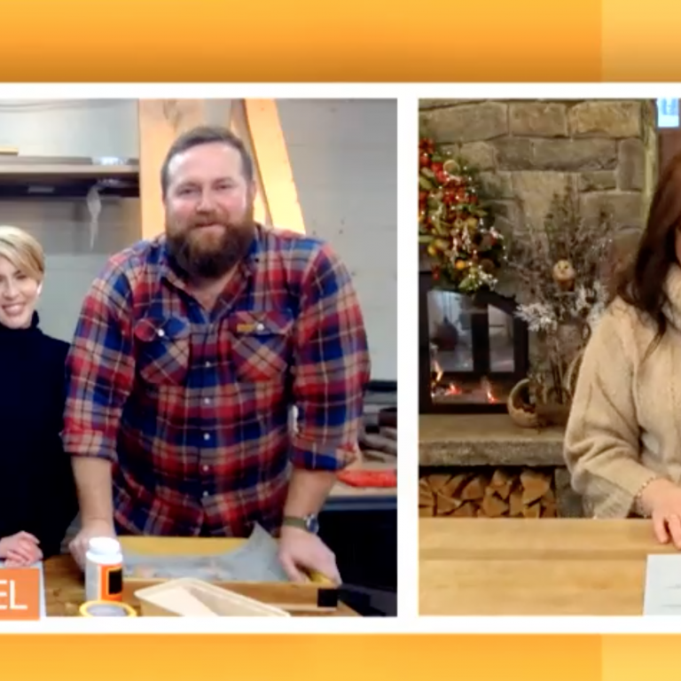 Ben & Erin Napier with Rachael Ray
