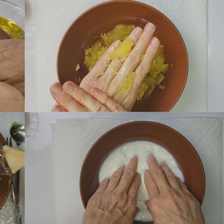 diy hand scrubs soaks masks