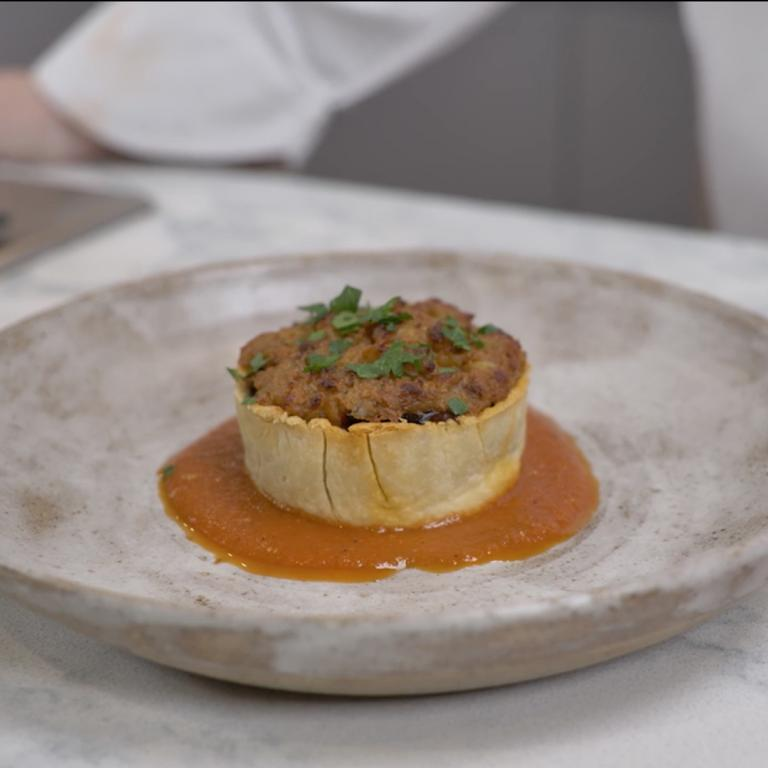 moussaka pie