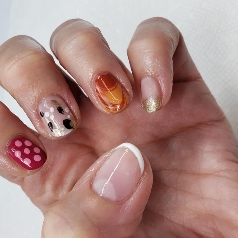 5 Nail Art Trends