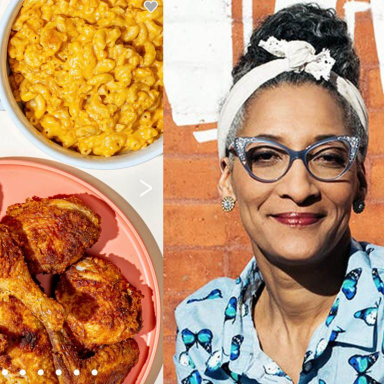 carla hall goldbelly
