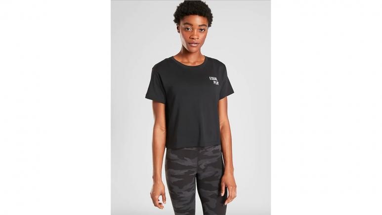 equal play tee athleta