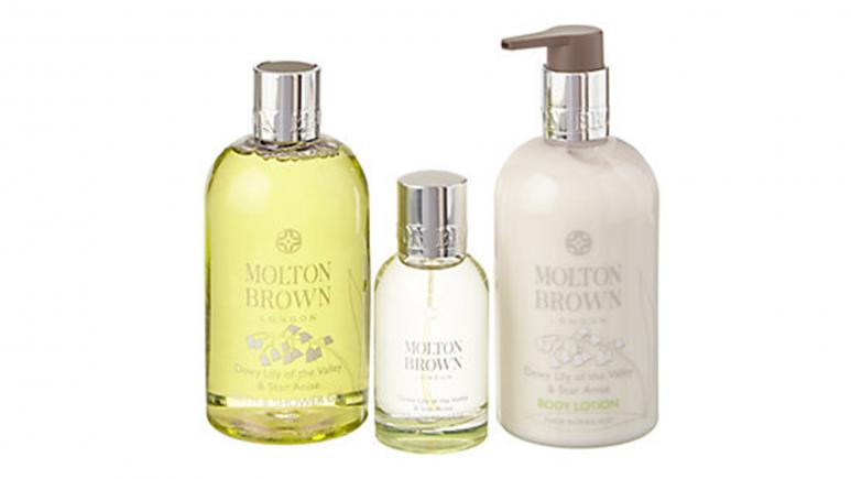 Molton Brown London Dewy Lily of the Valley & Star Anise Fragrance Gift Set