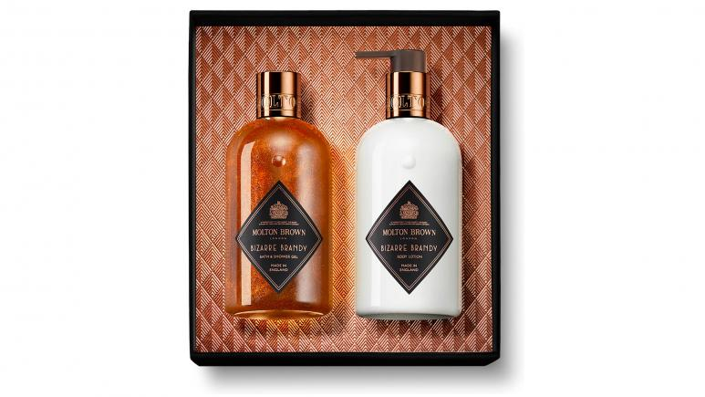 Molton Brown London Bizarre Brandy Collection Gift Set