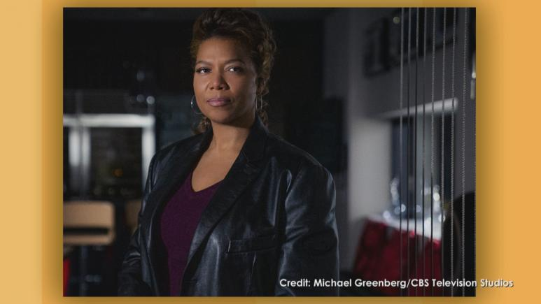 Queen Latifah in The Equalizer